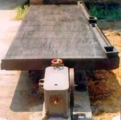 选矿设备-摇床