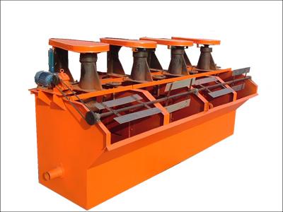bf浮选机是河南世盛具有核心技术的选矿设备之一